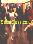 SALSA FIESTA - WEDNESDAYS AT THE URBAN BAR (E1 1BJ). ALL ARE WELCOME TO JOIN US!